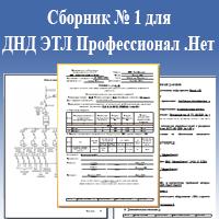 Сборник видов протоколов №1